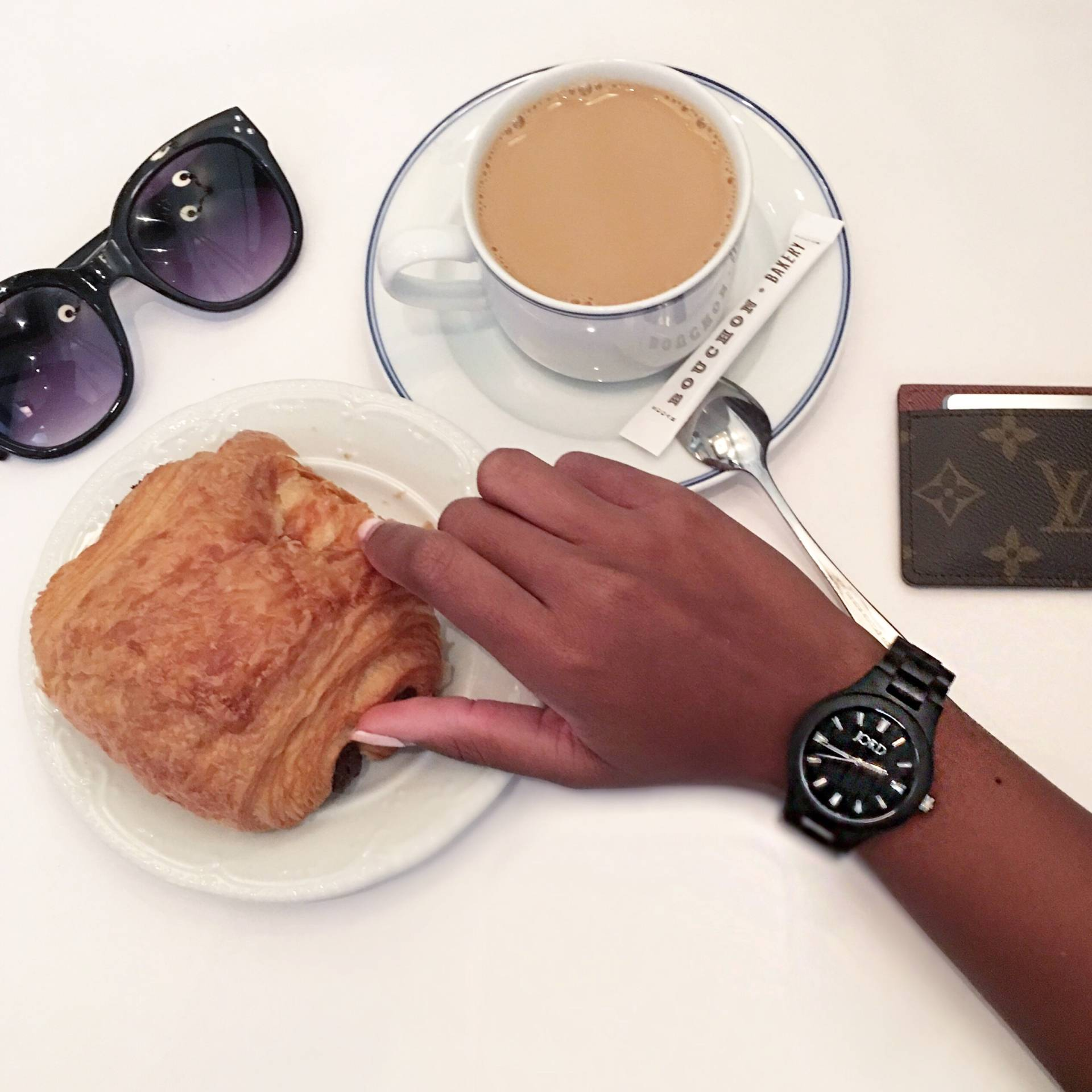 Breakfast with JORD Wood Watches