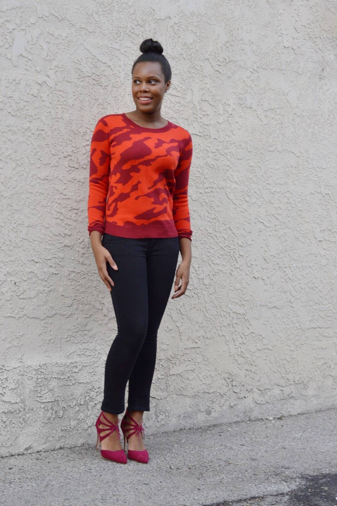 Get out of your fashion comfort zone- Le Fab Chic
