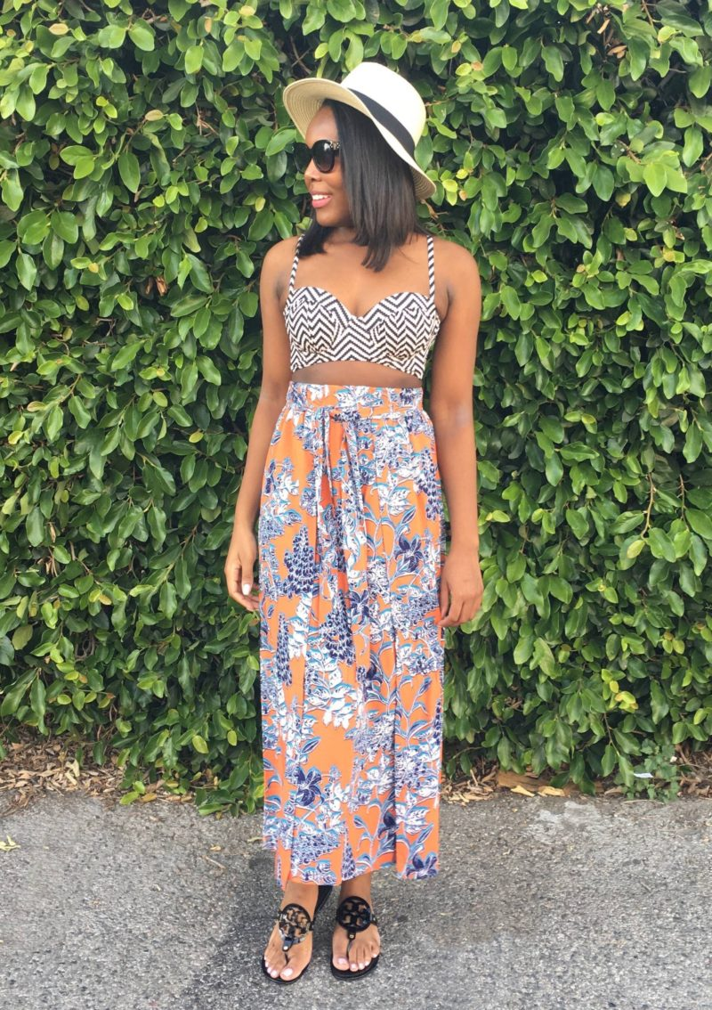 beach outfit- Le Fab chic