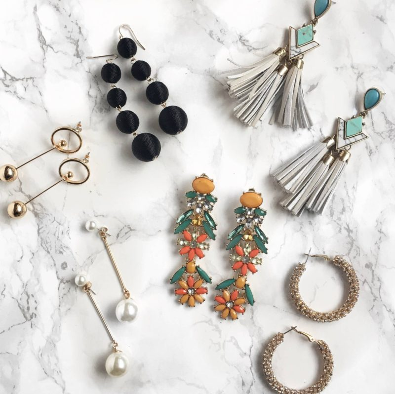 Must Have Earring Trends- Le Fab Chic