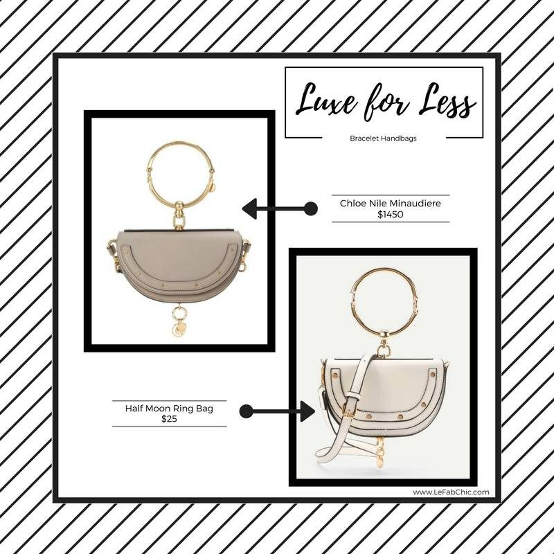 Chloe Nile Bag Dupe- Le Fab Chic