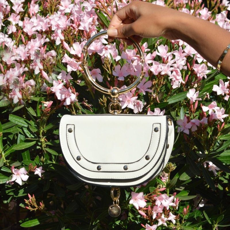 Chloe ring bag dupe- le Fab Chic