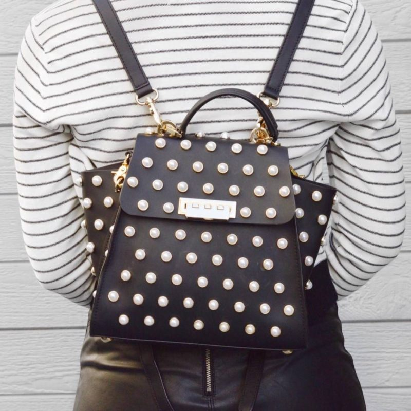 Pearl Backpack- Le Fab Chic