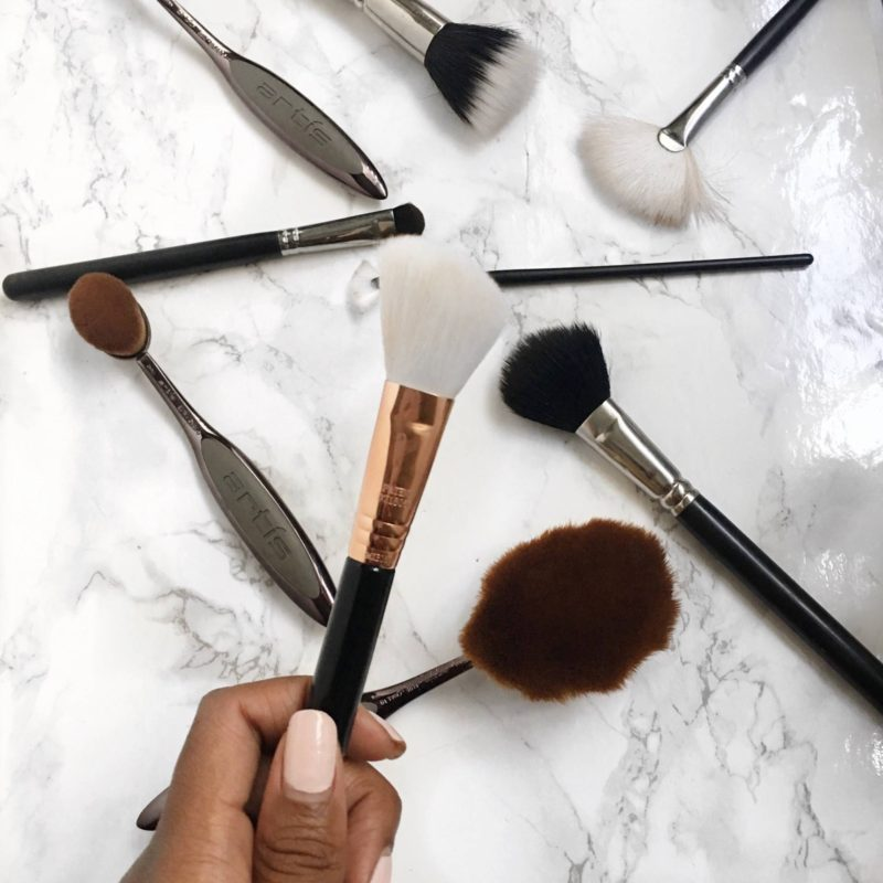 Where to shop for the best makeup brushes- Le Fab Chic