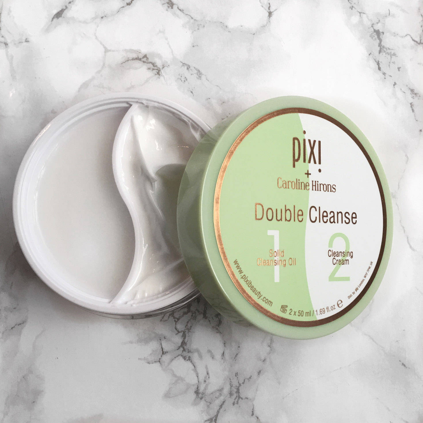 Pixi Pretties Caroline Hirons Double Cleanse - Le Fab Chic