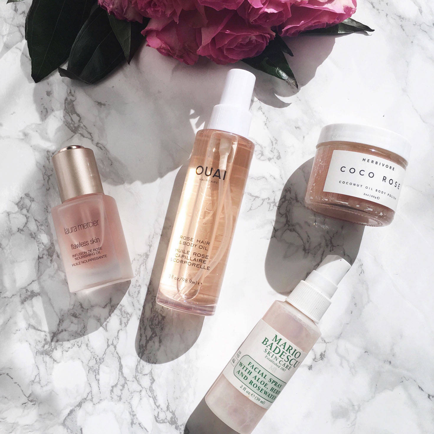 Rose Infused Beauty Products- Le Fab Chic