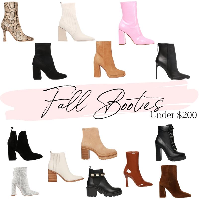 Fall Booties Under 200-LeFabChic-2020