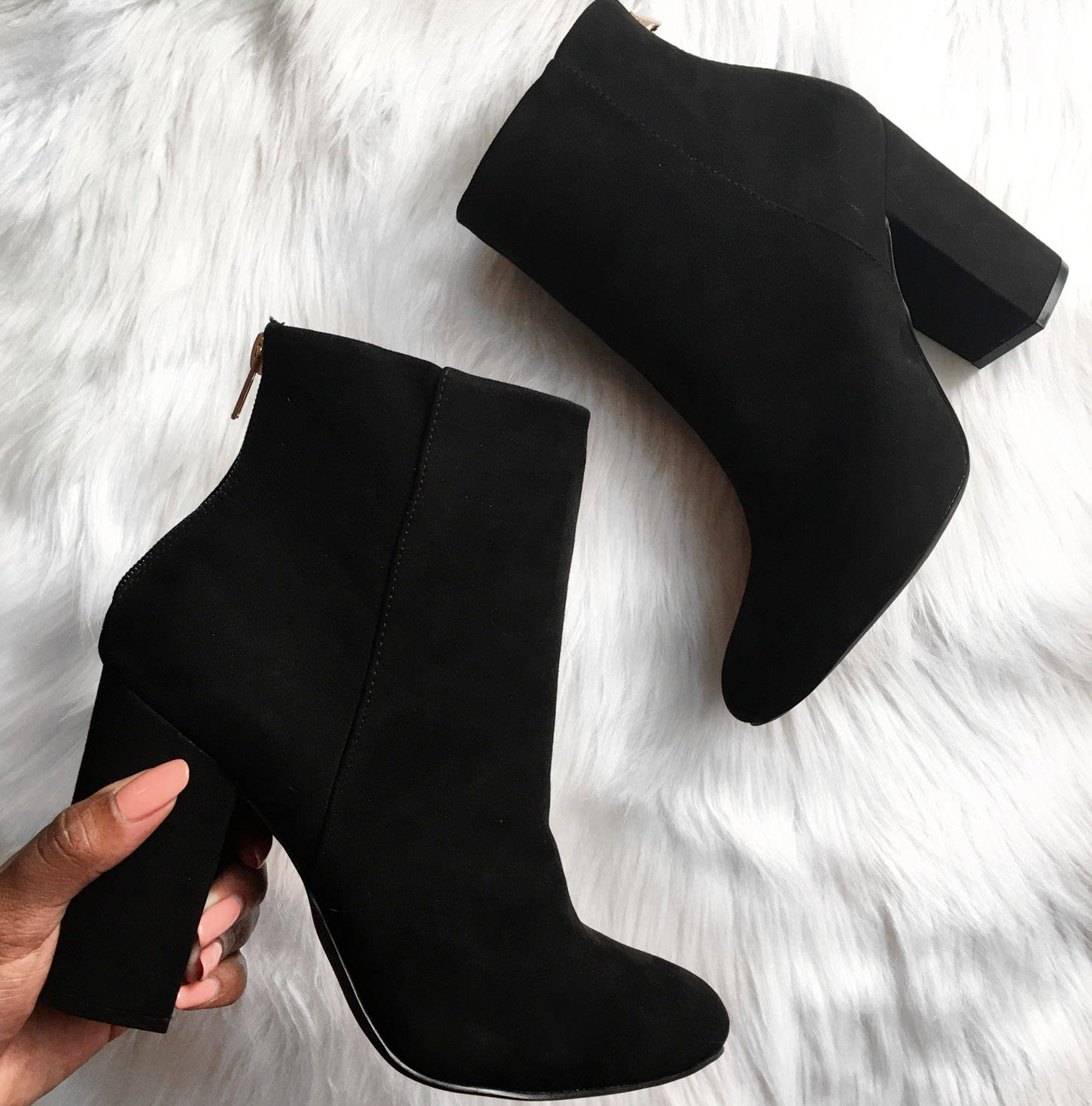 Fall Booties Under 200 - Le Fab Chic - Flatlay