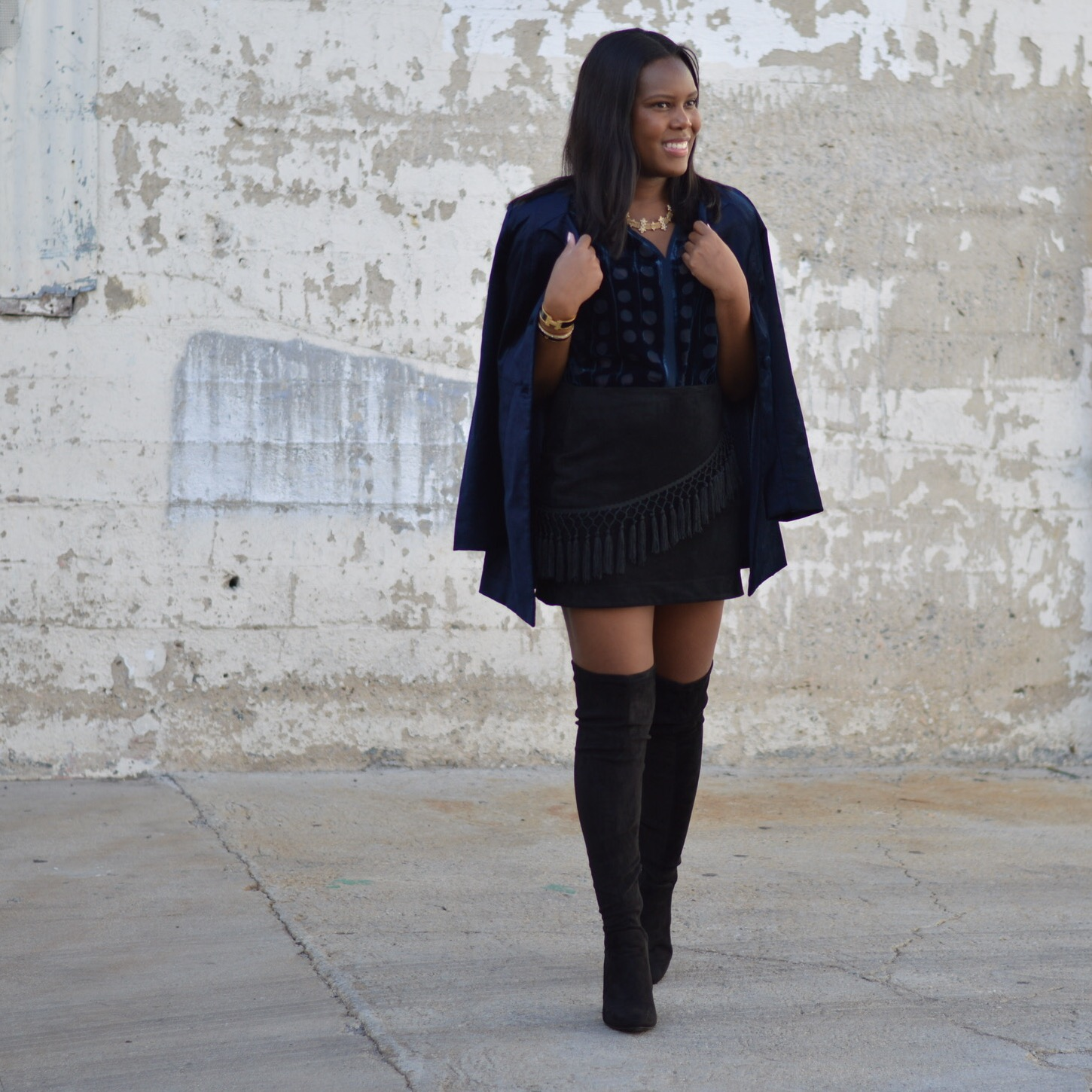 Thanksgiving Outfit - LeFabChic