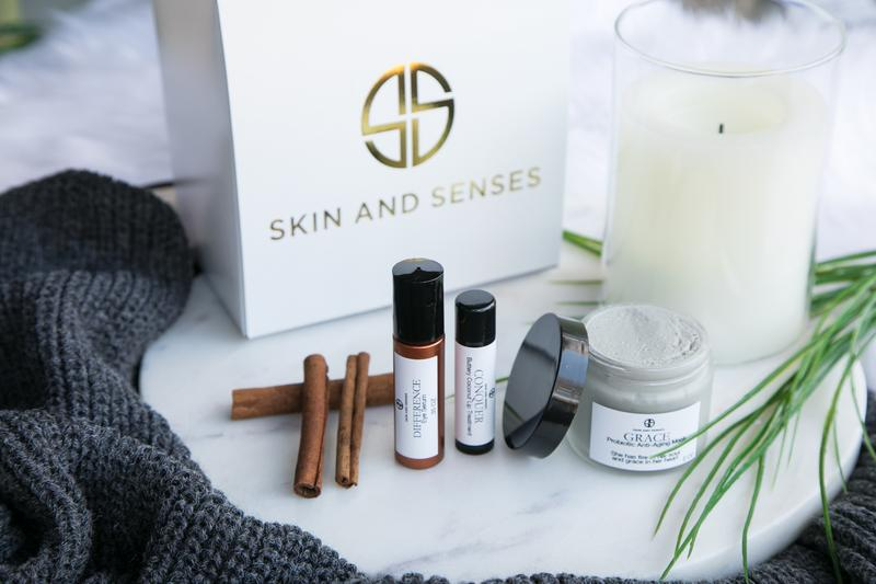 SKin and Senses review