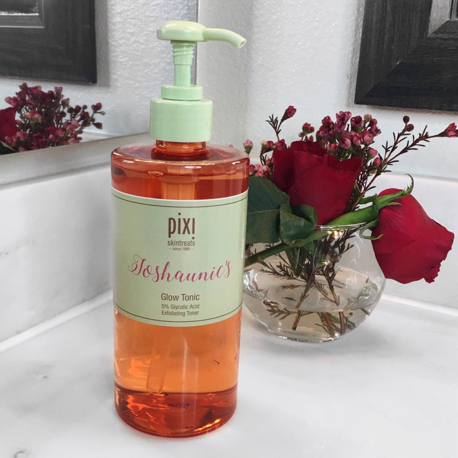 Pixi Glow Tonic Review- Le Fab Chic