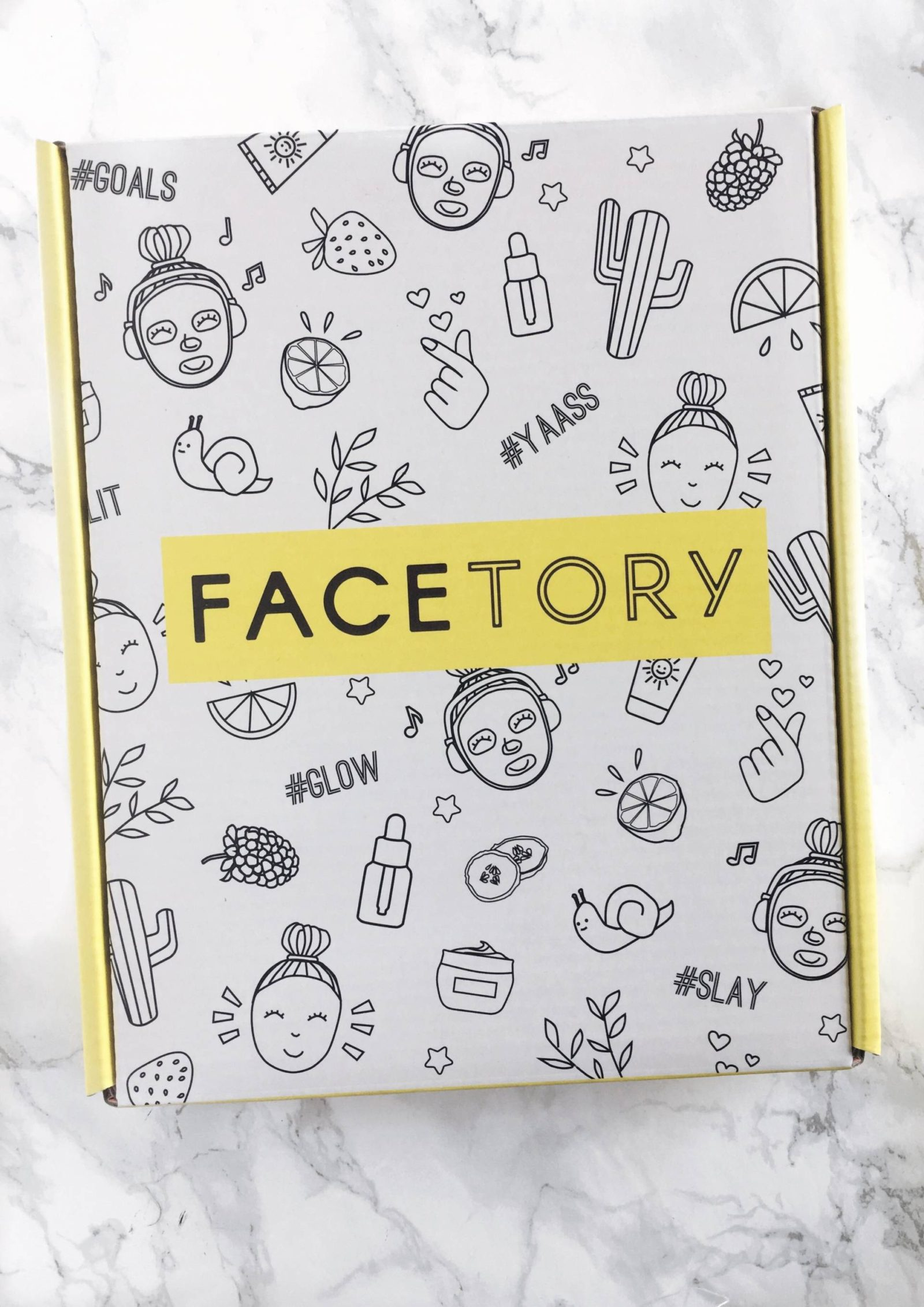 Facetory review - Le Fab Chic