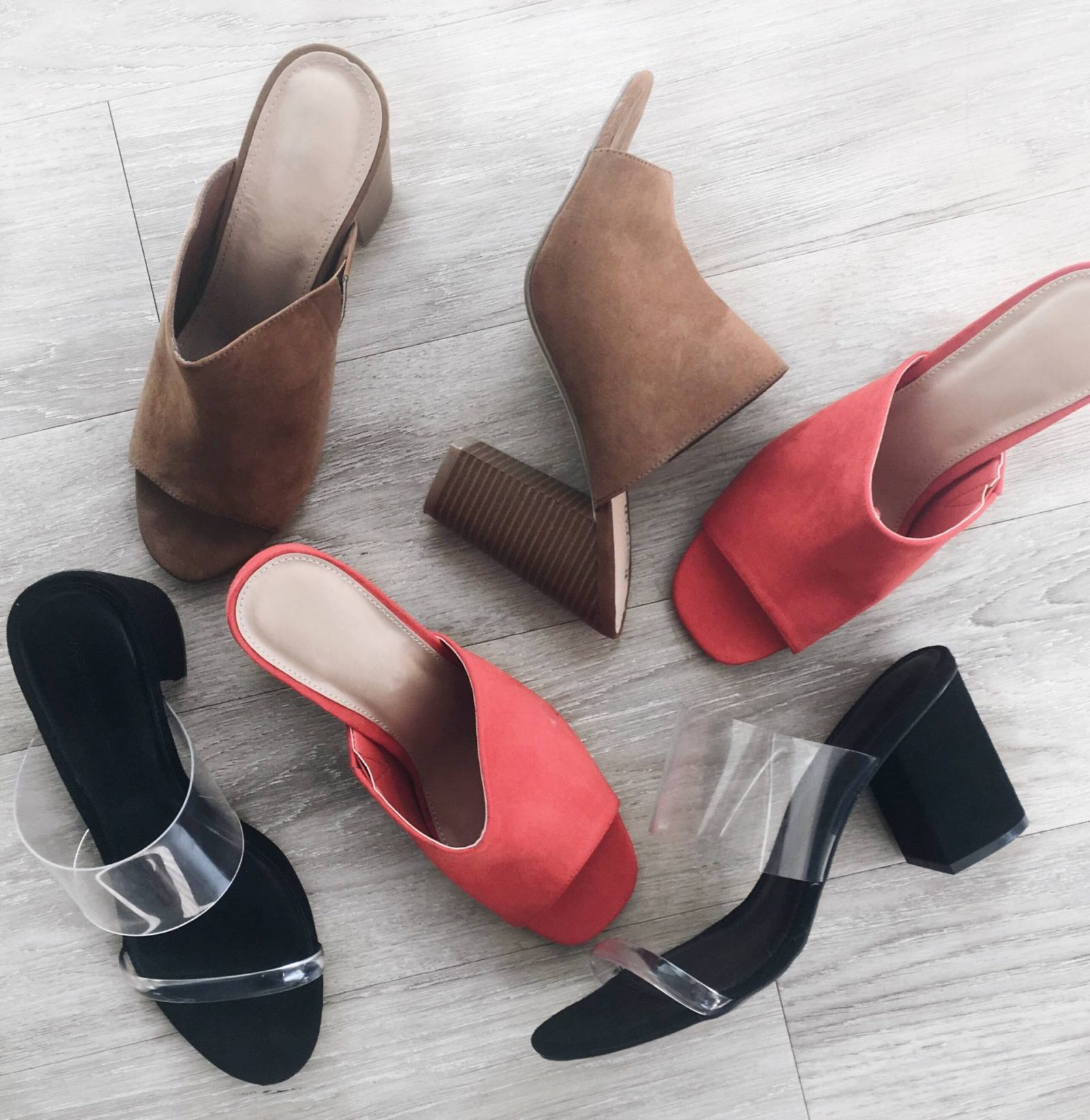 Mules For Spring-Le Fab Chic