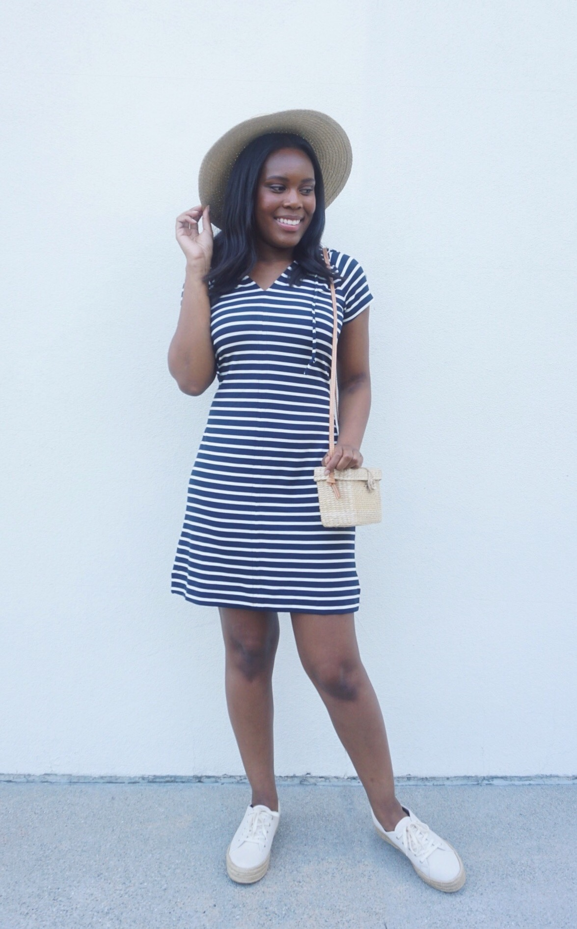 Spring Outfit Ideas - Le Fab Chic