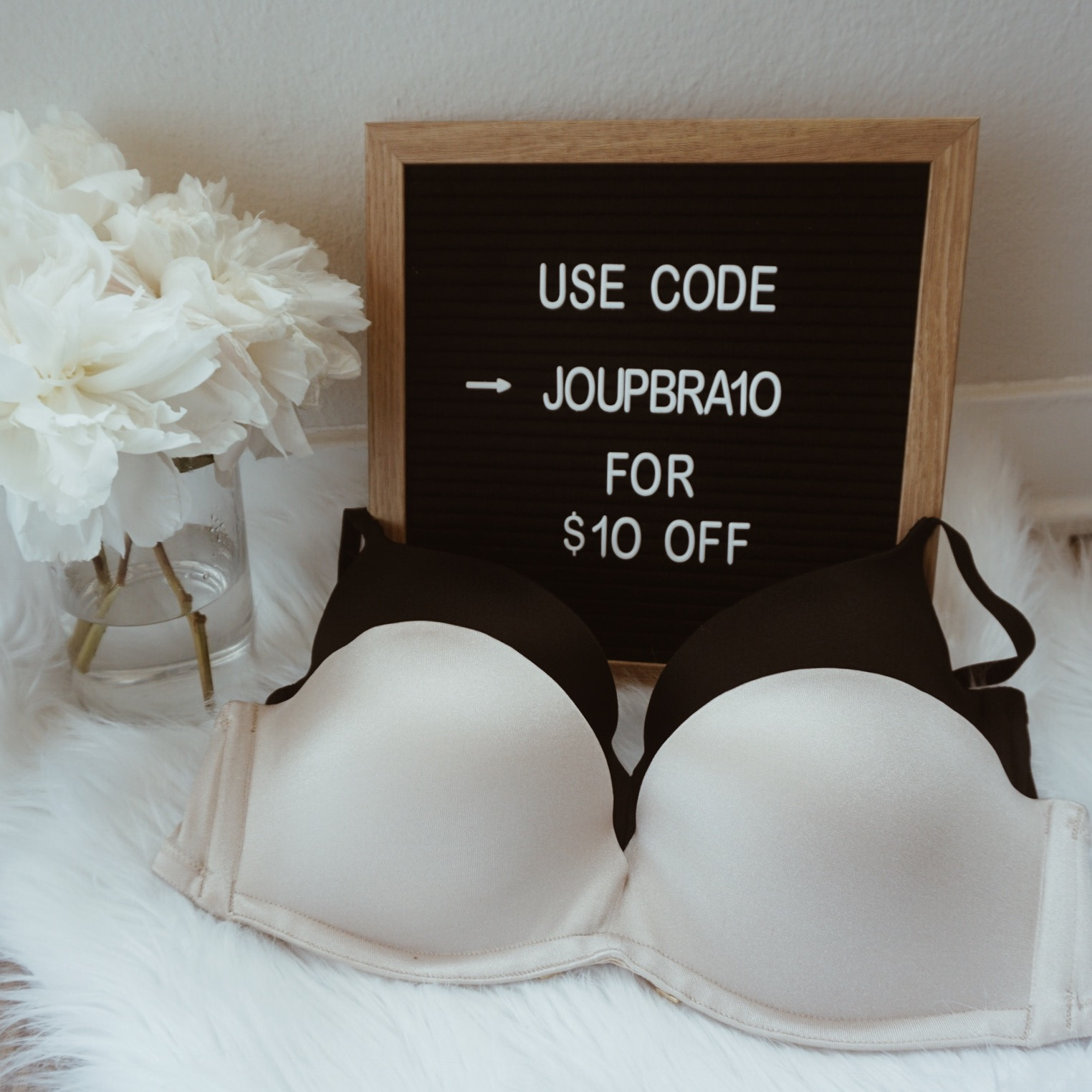Upbra Promo Code - Le Fab Chic