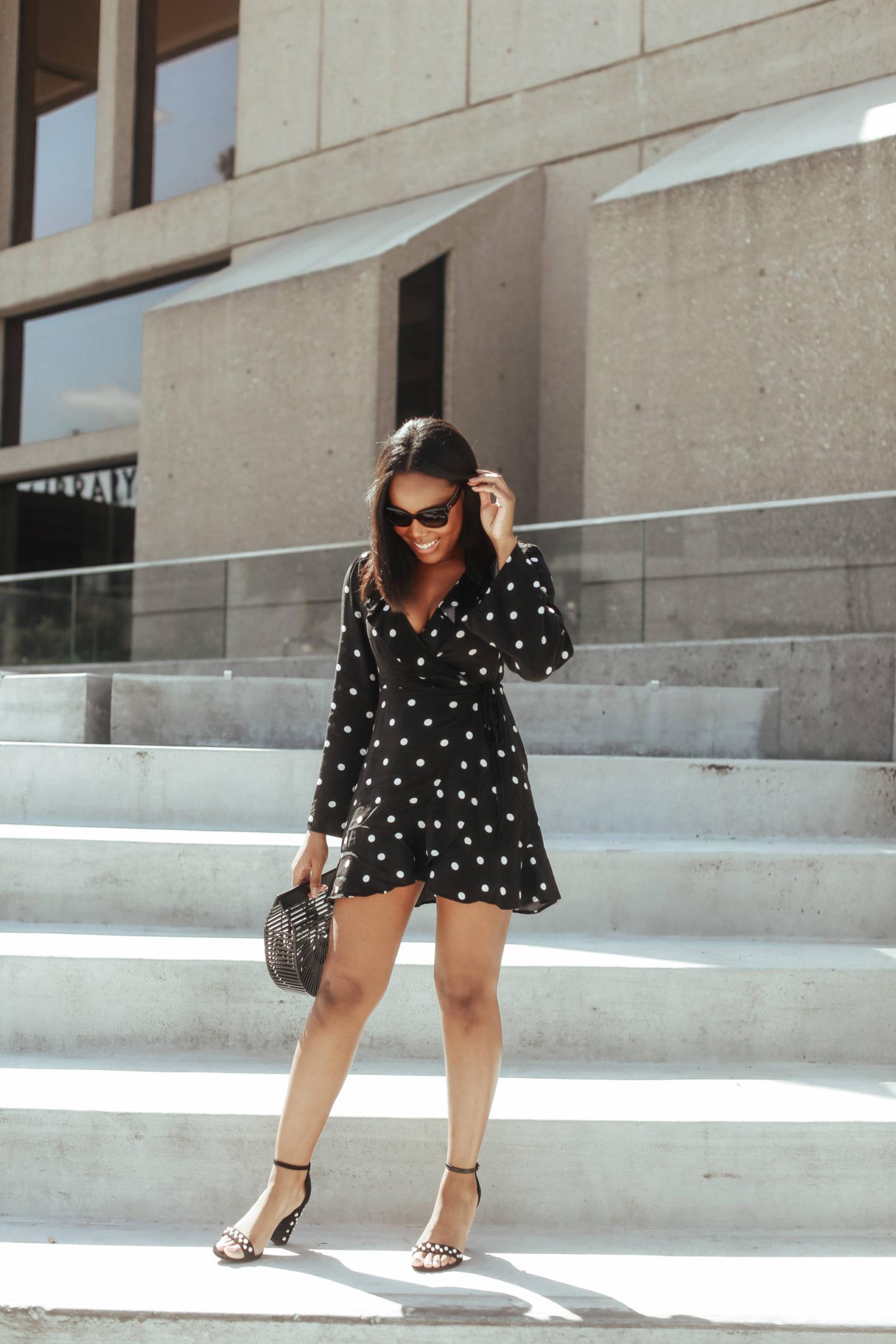 Wear Polka Dot Trend-LeFabChic