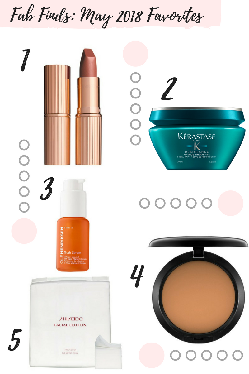 Fab Finds May 2018 Beauty Favorites - Le Fab Chic