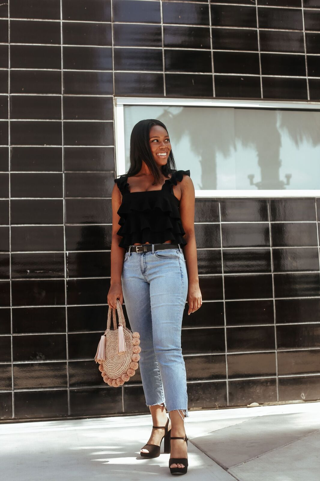 How To Wear Jeans In Summer -LeFabChic