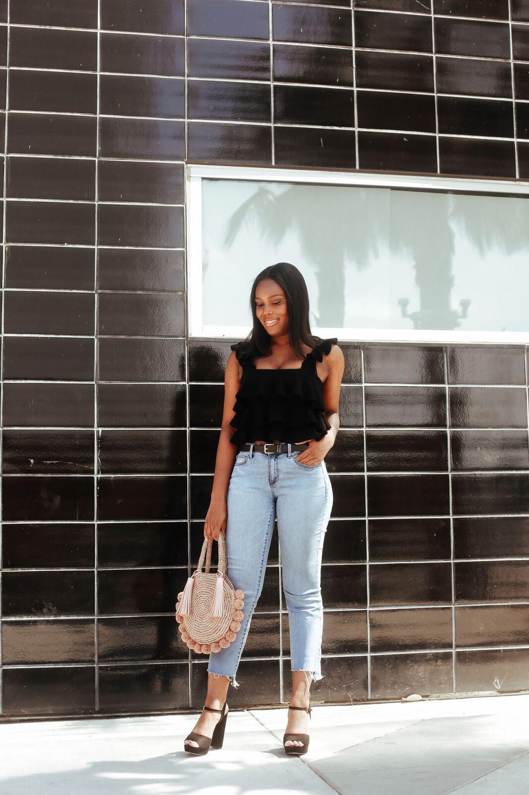 Wear Jeans In Summer-LeFabChic