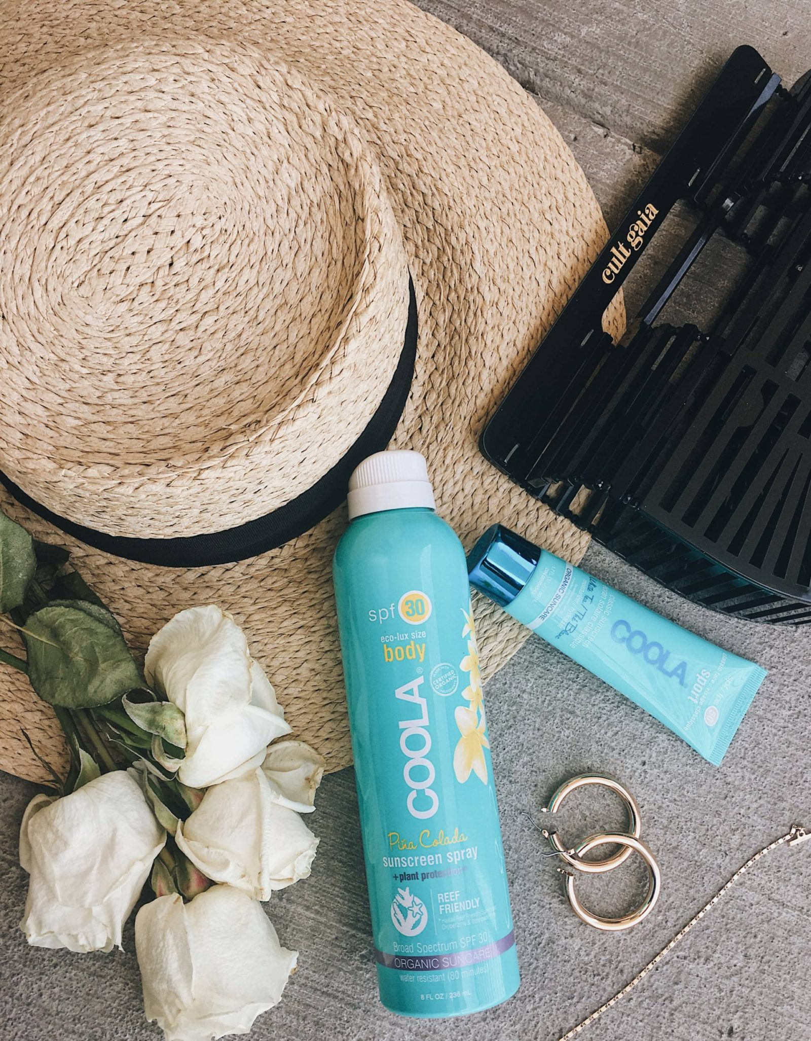 Best Organic Sunscreen - Coola - LeFabChic