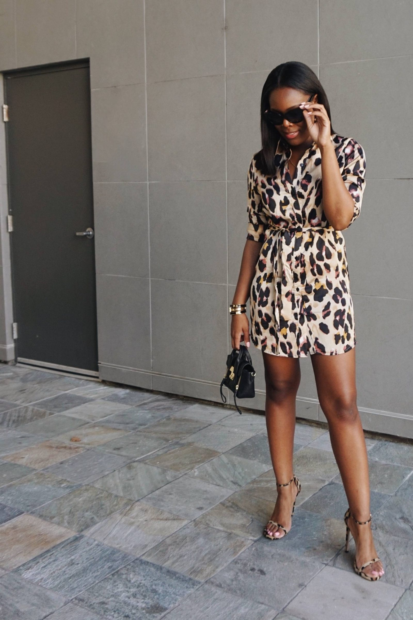 Leopard Print Style-Fall 2018