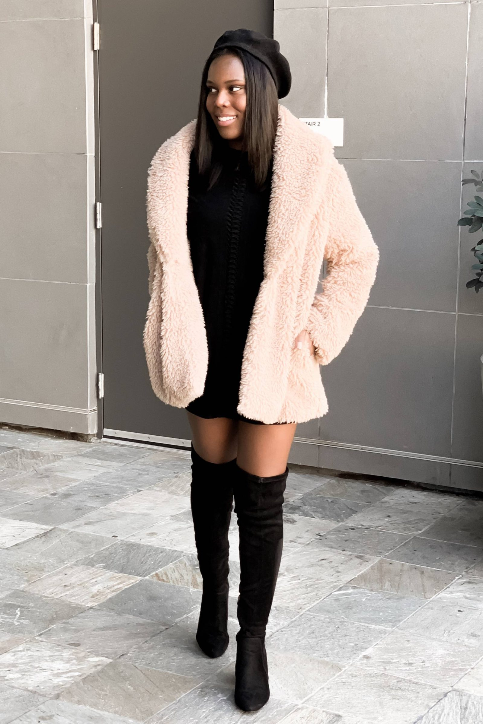 Affordable Teddy Coats- Le Fab Chic