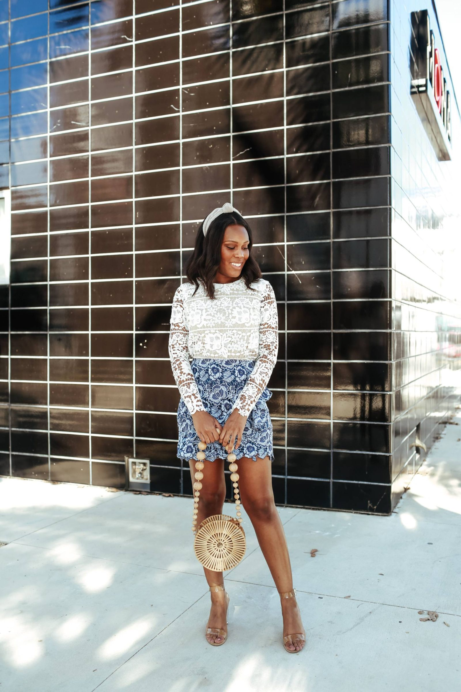 Thrift Store Shopping TIps Outfit-LeFabChic