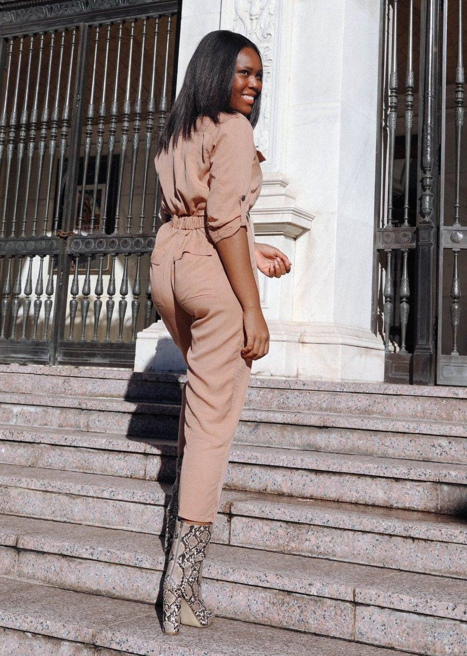 ways to wear Boiler Suit Trend 2020 - Le Fab Chic