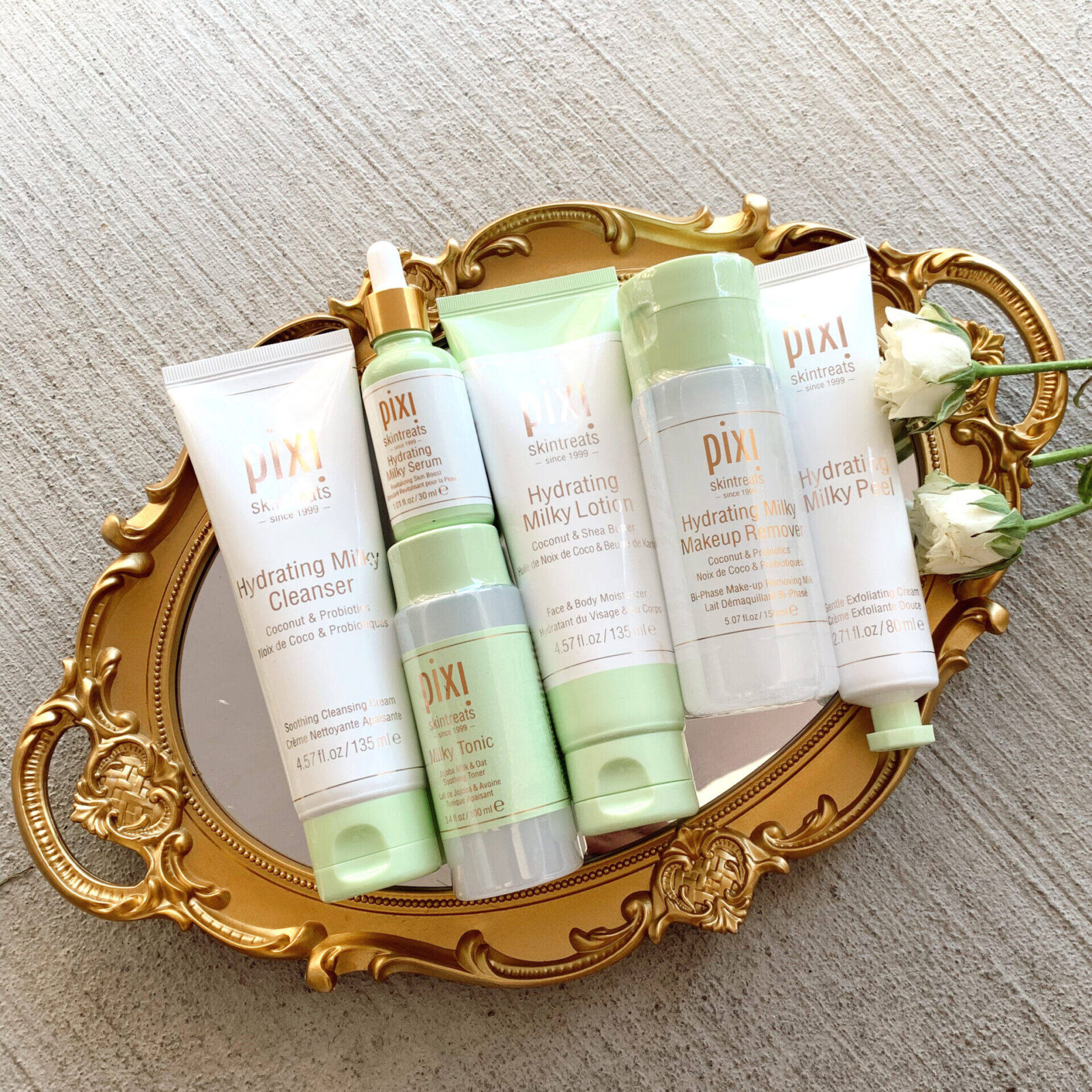 Pixi Hydrating Milky Review- Le Fab Chic