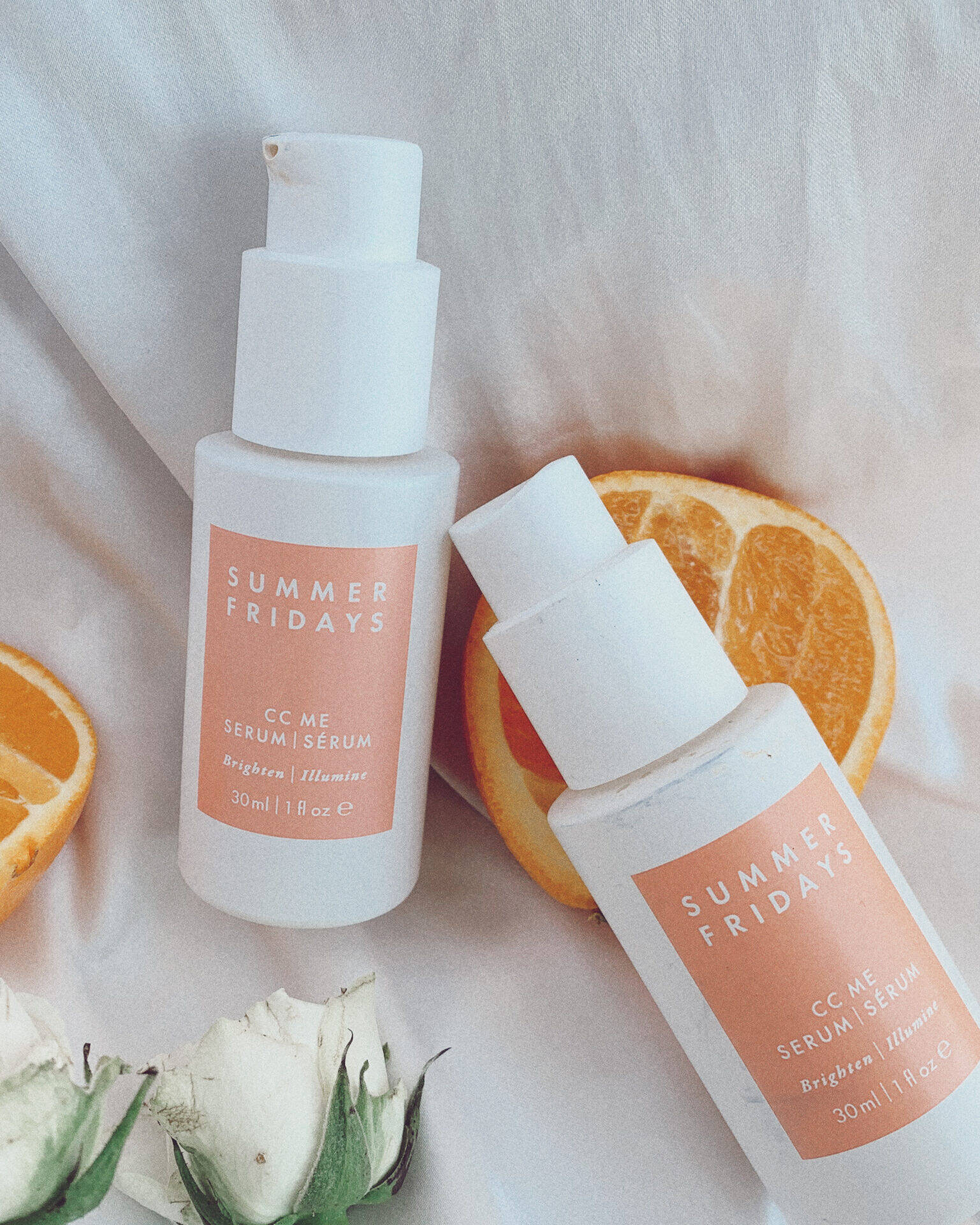 Summer Fridays CC Me Serum Review- Le Fab Chic